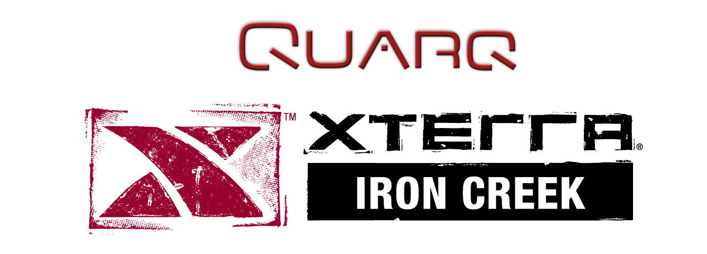 XTERRA IRON CREEK LOGO